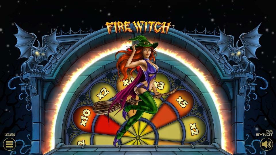 FireWitch Lucky Wheel of Fire Witch