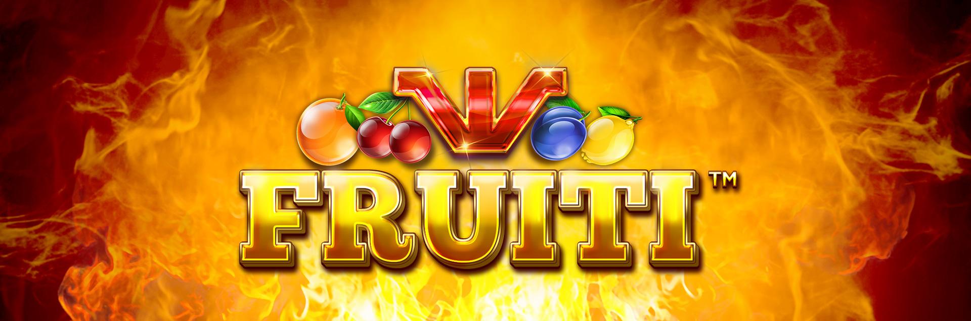 Fruiti game header image