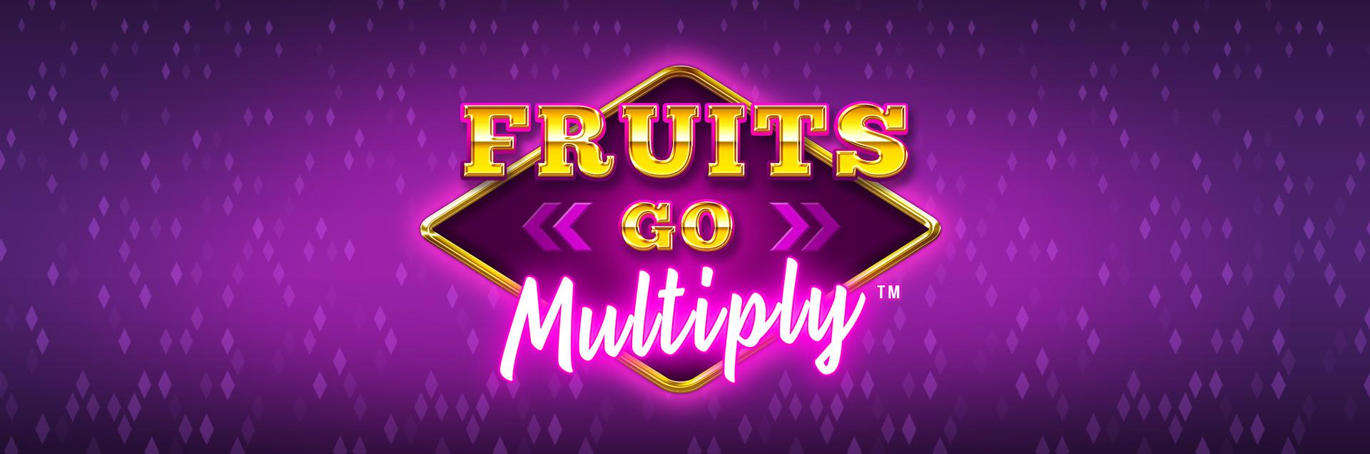 Fruits Go Multiply header games