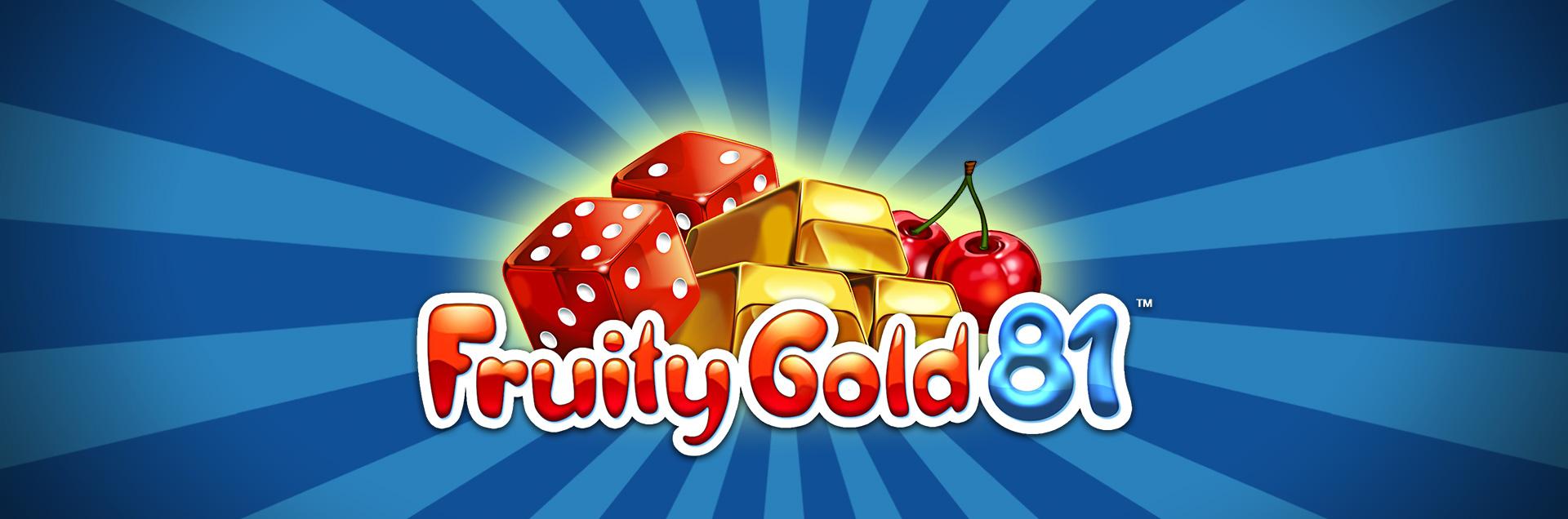 Fruity Gold 81 header games