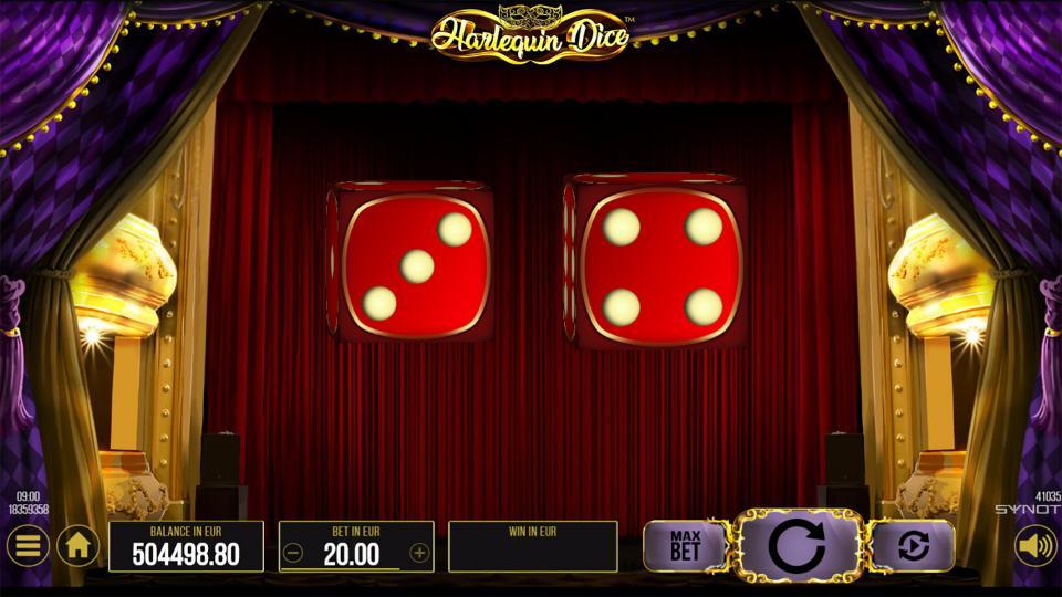 Harlequin Dice bonus dice