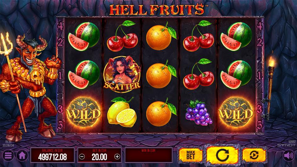Hell Fruits reels