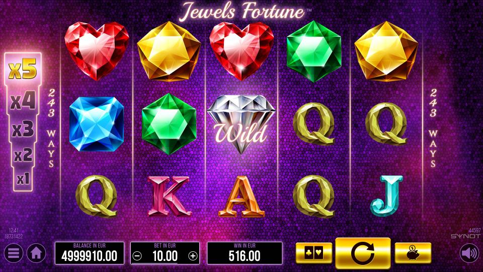 Jewels Fortune Multiplier