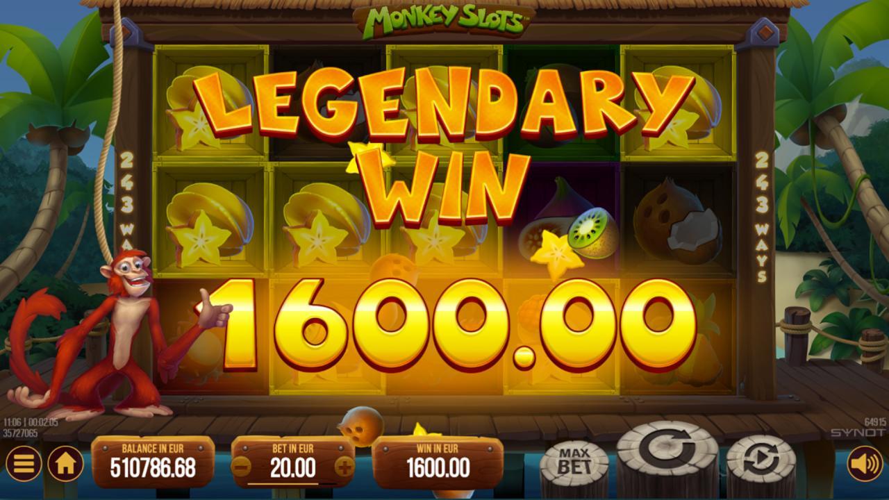 MonkeySlots legendarywin
