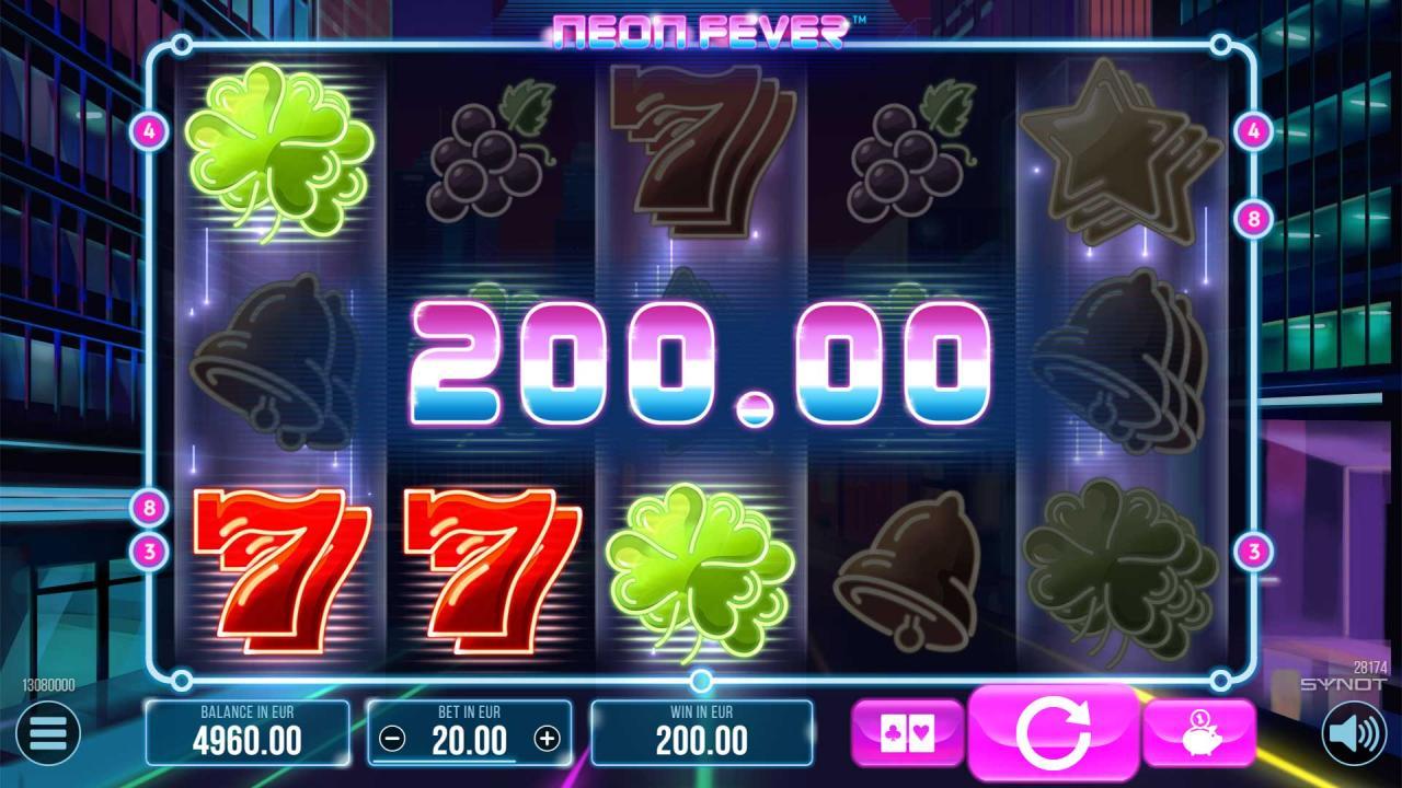NeonFever Win