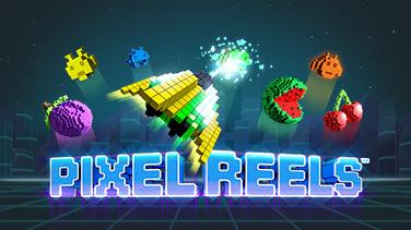 Pixel Reels listing games