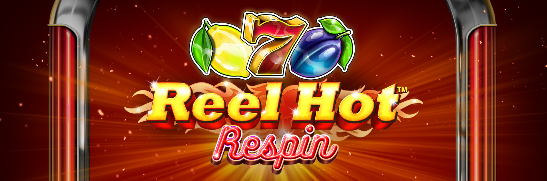 Reel Hot Respin Header games