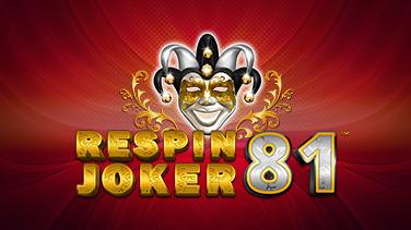 Respin Joker 81 listing games