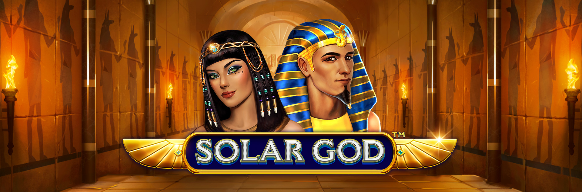 Solar God header games