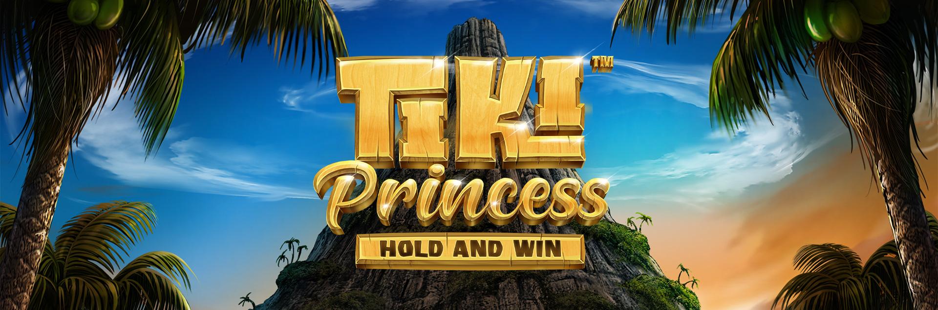 Tiki Princess header games