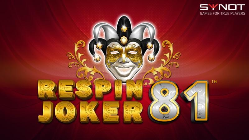 Respin Joker 81 listing news