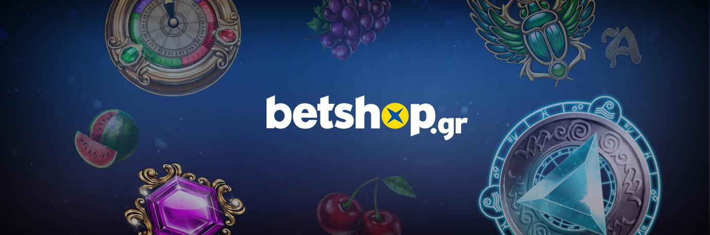 Betshop header news