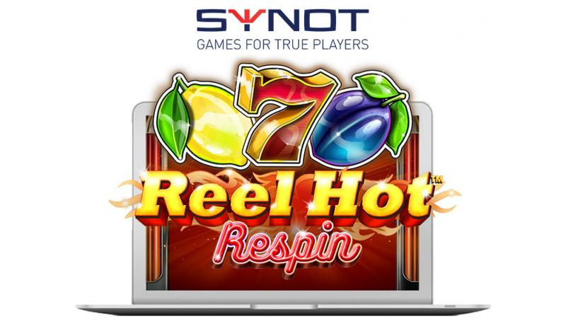 Reel Hot Respin listing news banner