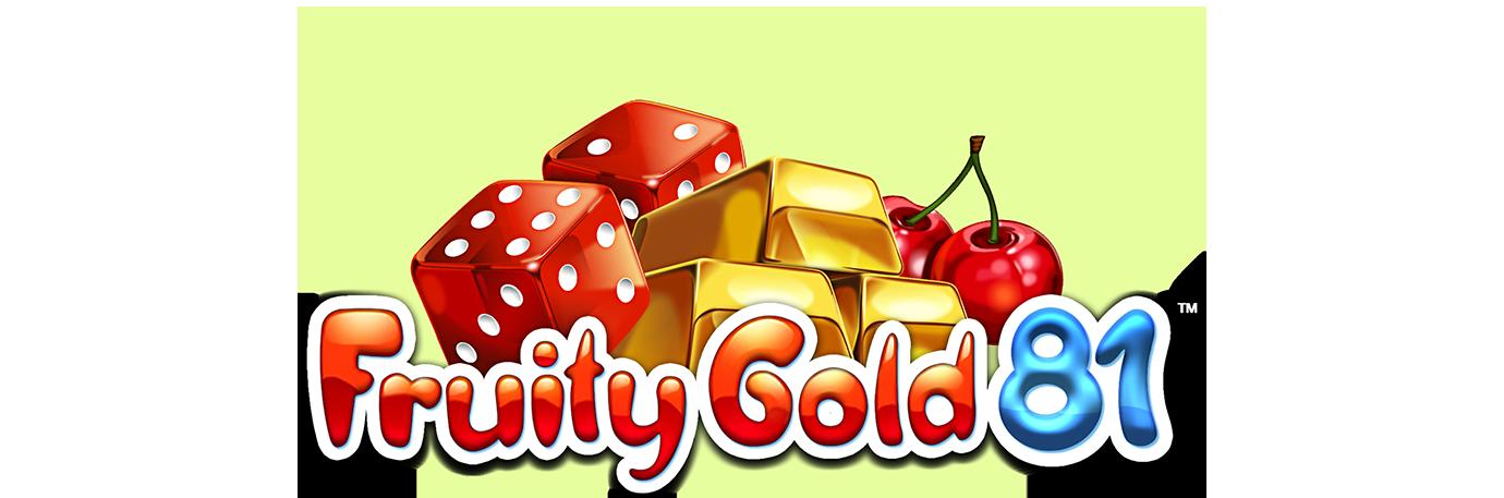 Fruity Gold 81 header news