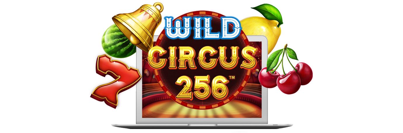 Wild Circus 256 header news