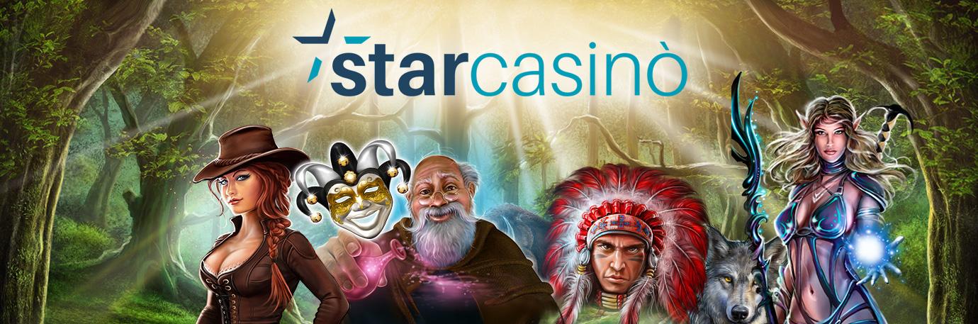 Starcasino header image