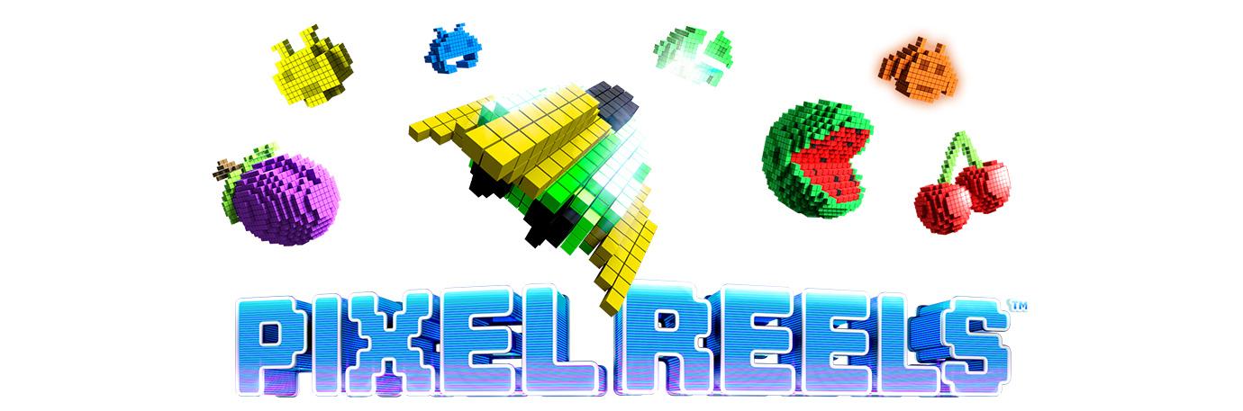 Pixel Reels header news