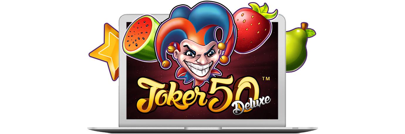 Joker 50 Deluxe header news