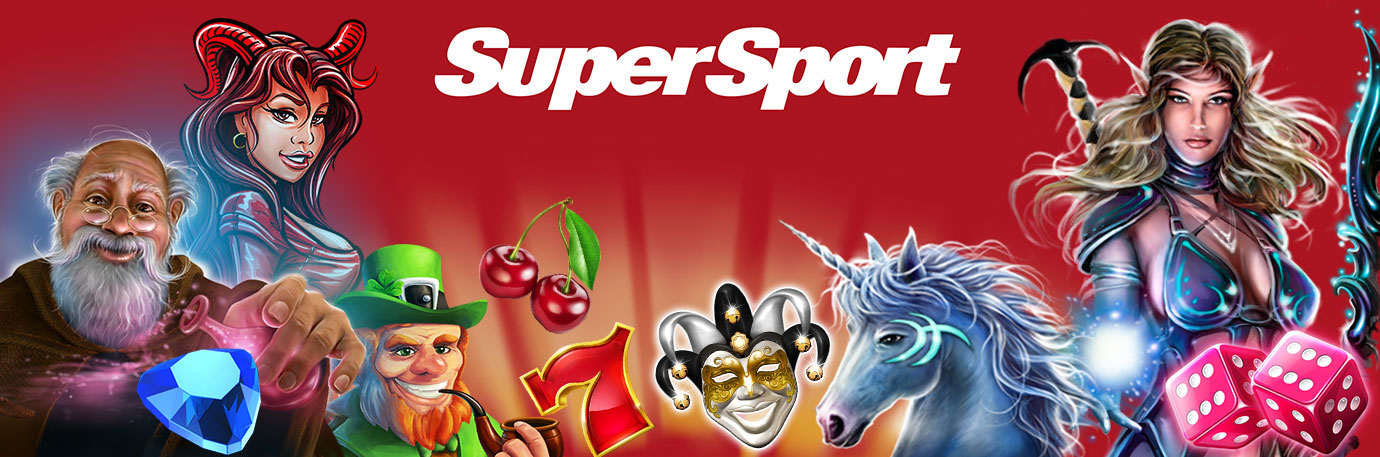 SuperSport Header Image Text