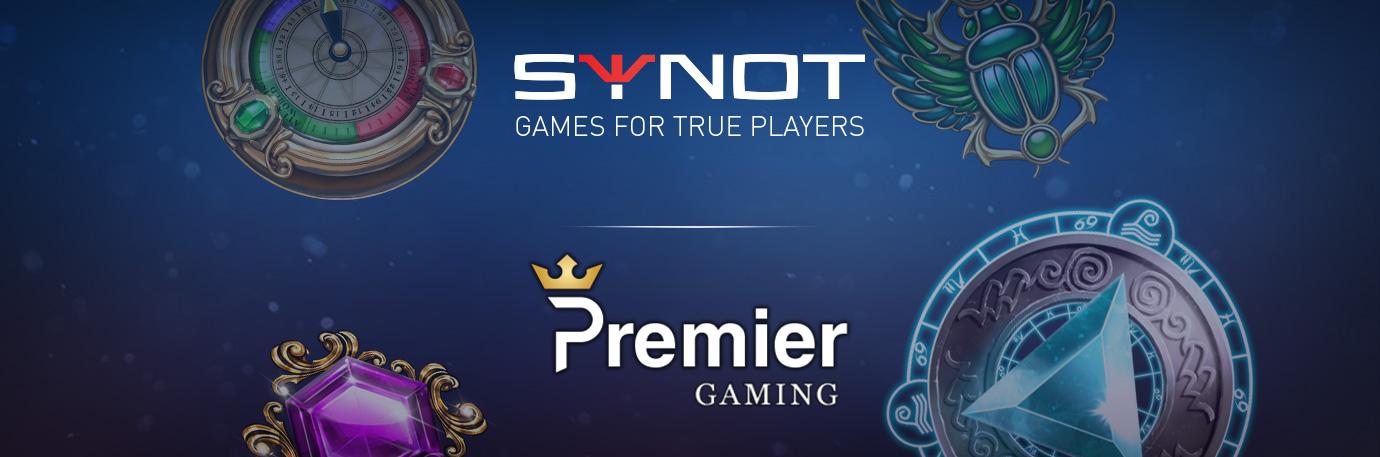 Premier Gaming header news