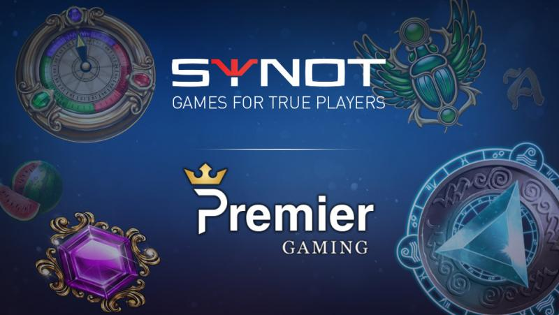 Premier Gaming listing banner