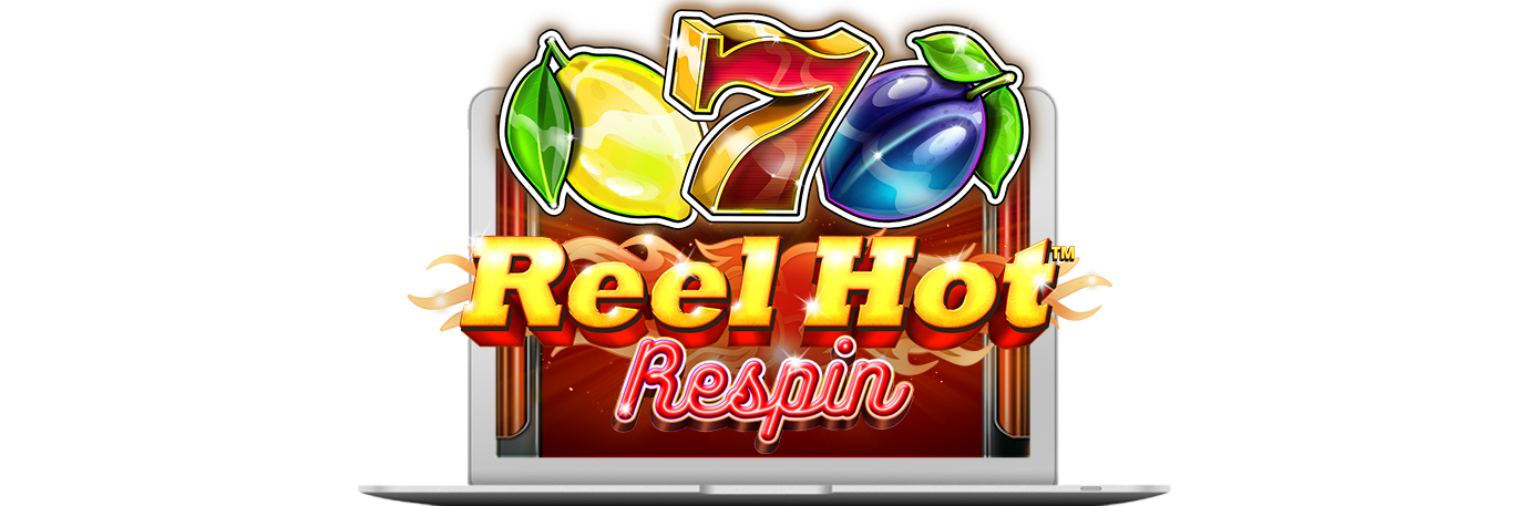 Reel Hot Respin header image