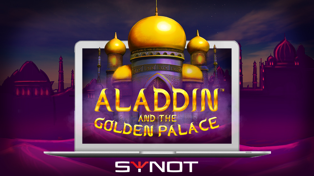 Aladdin and the Golden Palace listing news