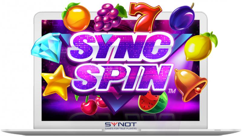 Sync Spin listing news banner