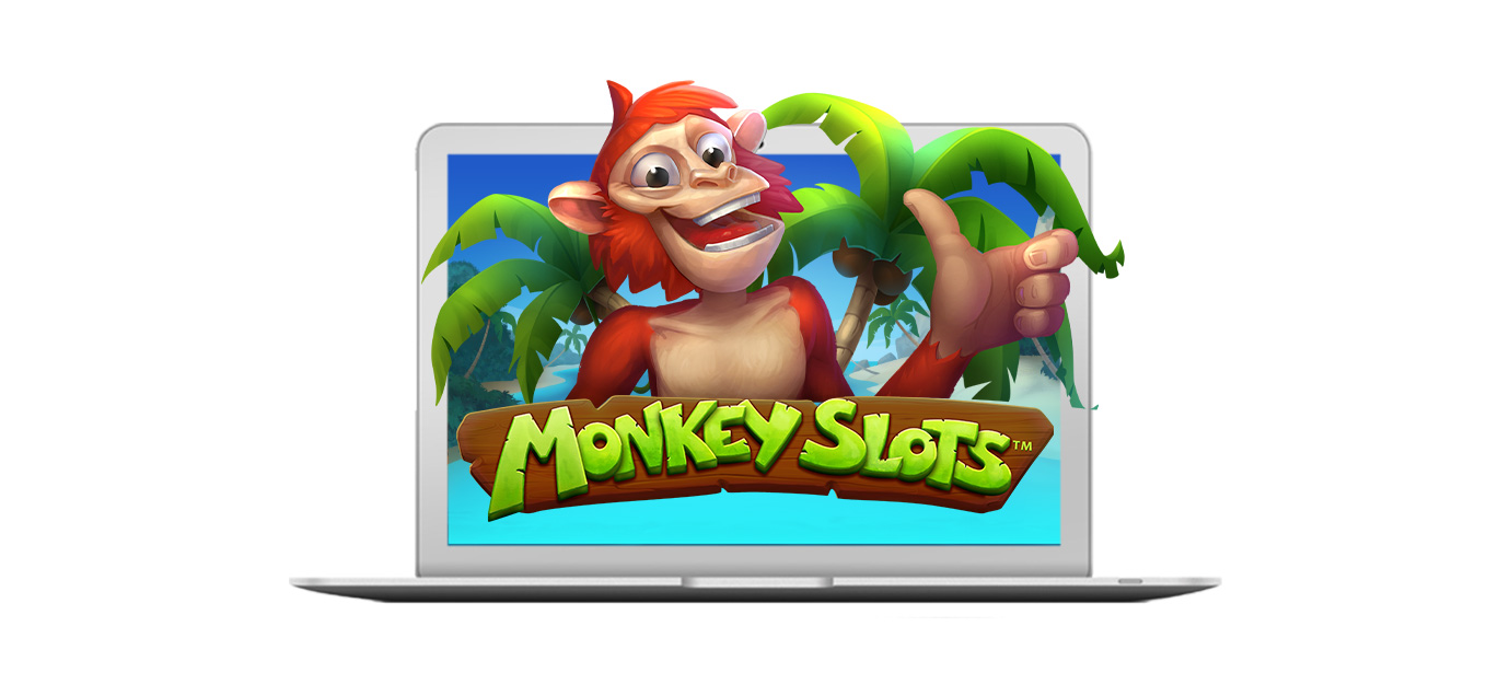 Monkey Slots listin header