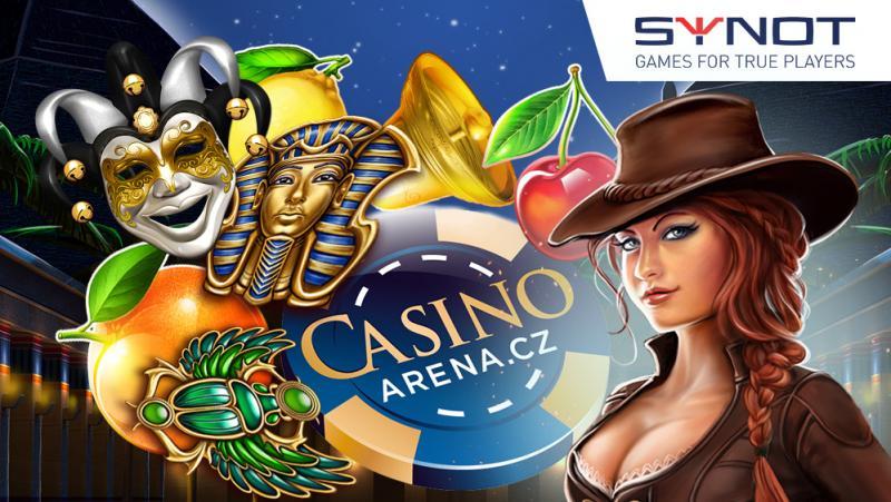 Casino Arena affil. news listing