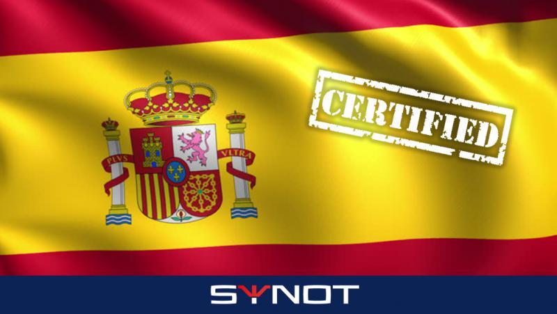 Spain Listing news