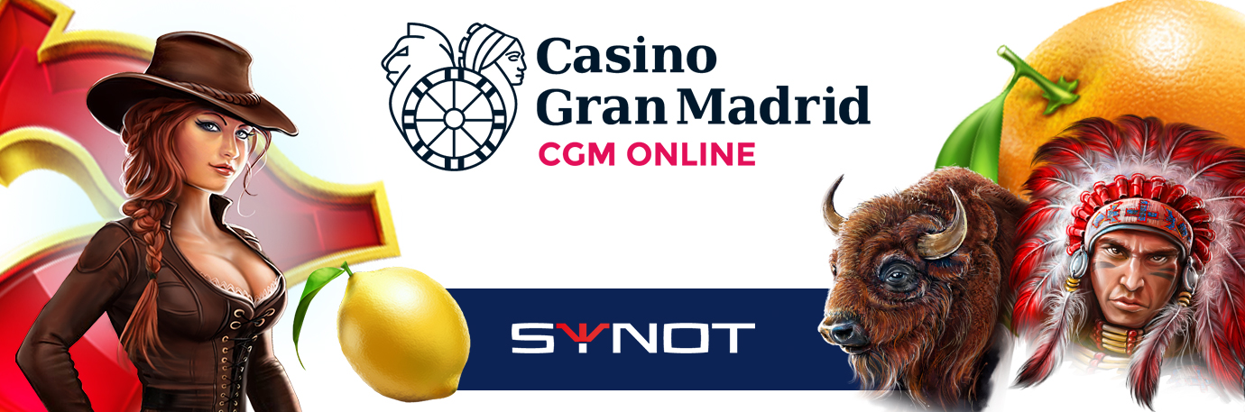 Casino Gran Madrid header news