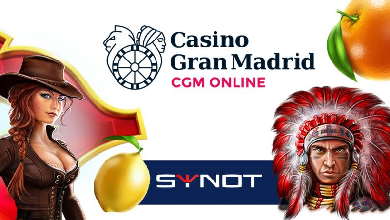 Casino Gran Madrid listing news