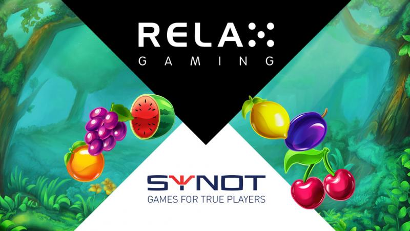 Relax Gaming listing news