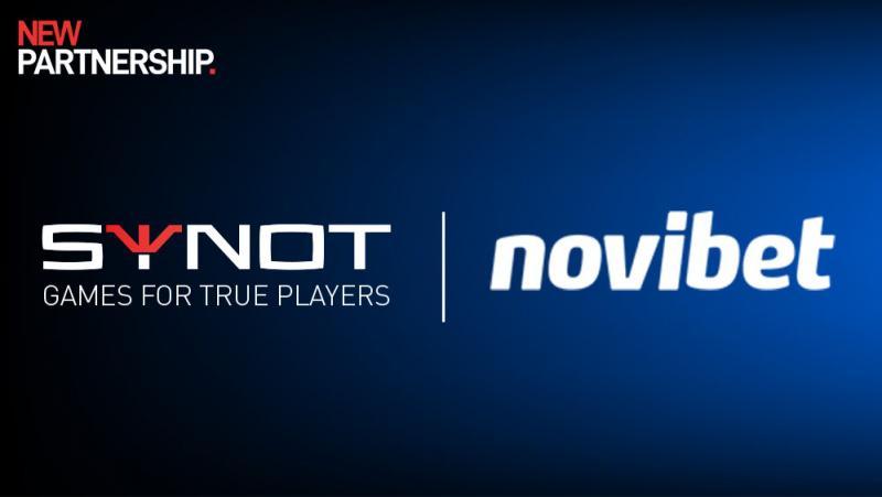 Novibet listing news banner