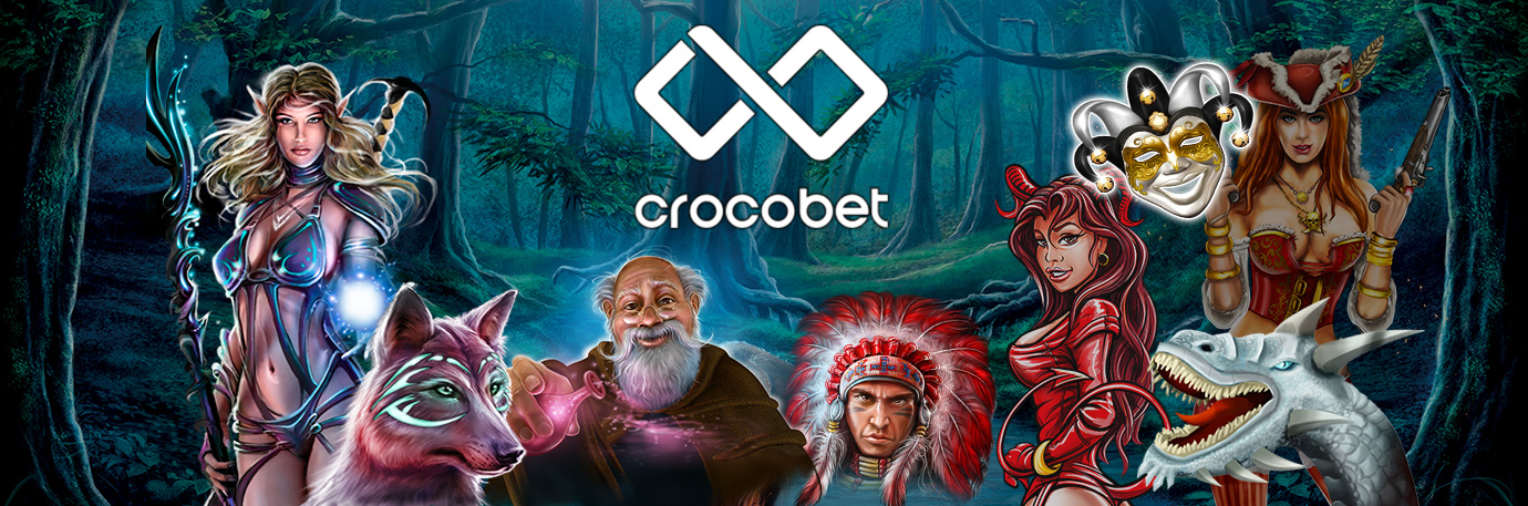 Crocobet header news