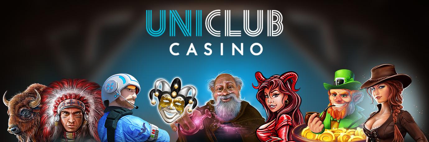 Uniclub header news