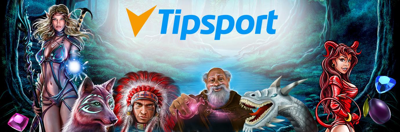 Tipsport header news
