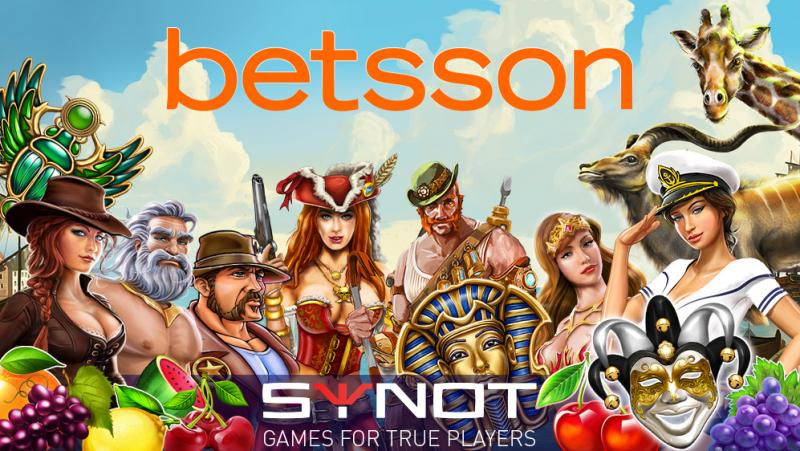 betsson listing news