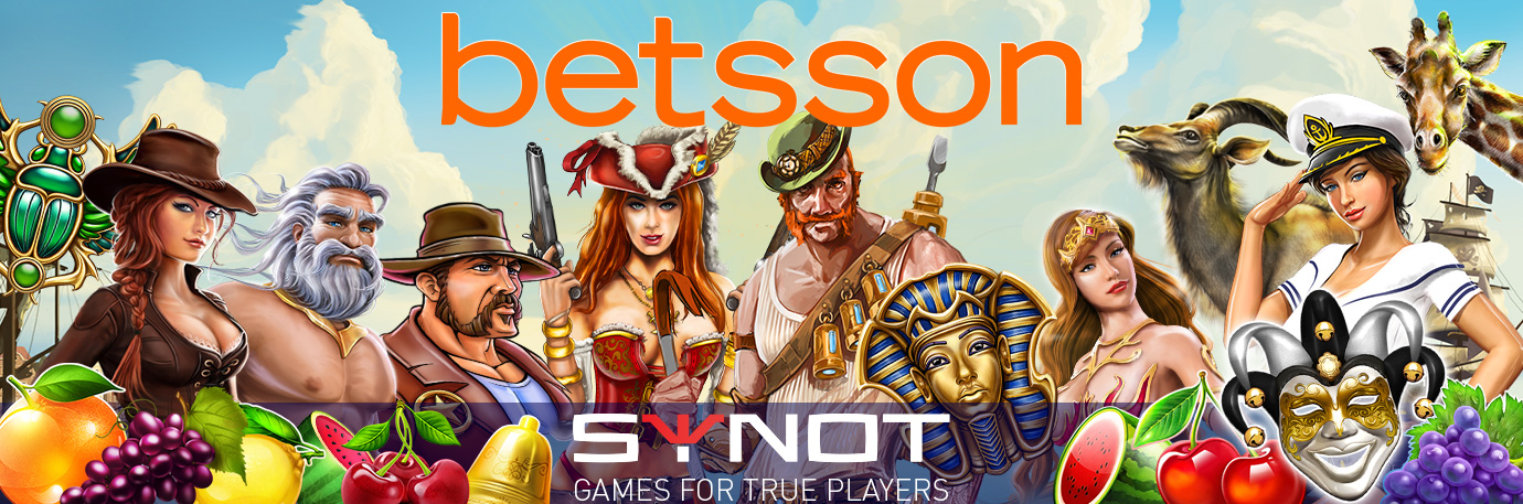 betsson header news