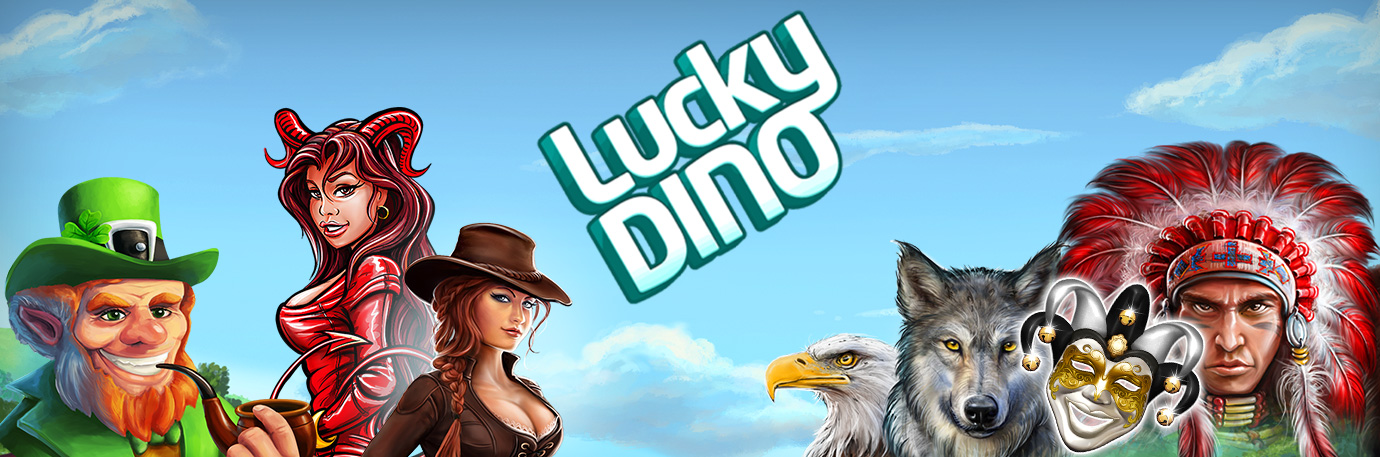 Lucky Dino header news