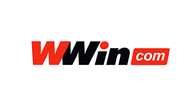 Casino WWin black Logo
